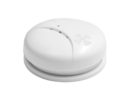 Wireless Smoke and Temperature Detector